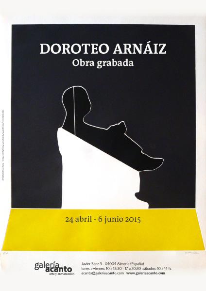 CARTEL-DoroteoArnaiz (Globulart)