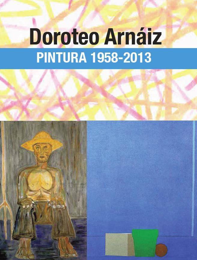 Cartel-Exposición-Doroteo-Arnáiz CAMA almeria 2013