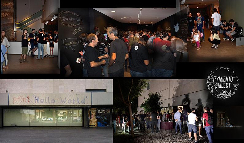 Collage, fotografías Maribel Úbeda. CC