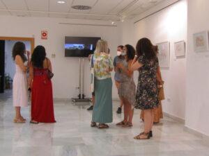 inauguración Julio2020 foto M. Úbeda